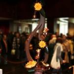 Solche Kreationen findet man am 10. und 11. März in Neustadt (Foto: www.petit-salon-du-chocolat.eu)