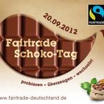 Fairtrade Schoko-Tag 2012 - Deutschlandweit probieren und lernen