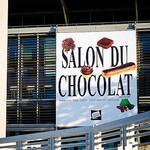 Salon du Chocolat Paris Eingang