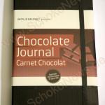 Nicht nur schön, sondern auch praktisch: das Moleskine Chocolate Journal
