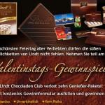 Zehn Schokopakete zu gewinnen! (Bild: lindtchocoladenclub.de