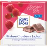 Zwei neue und ein alter Bekannter: die Ritter Sport Sommersorten (Bild: Ritter Sport)