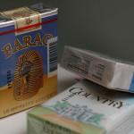 Die Verbindung von Schokolade und Zigaretten ist nicht neu. Schon als Kind kannte man Schoko-Zigaretten.