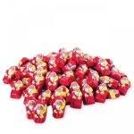Schoko-Weihnachtsmänner von Rausch Plantagenschokolade (Bild: Rausch Online-Shop)