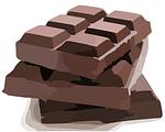 Schokolade als Tafel