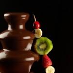 Schokoladenbrunnen im Test