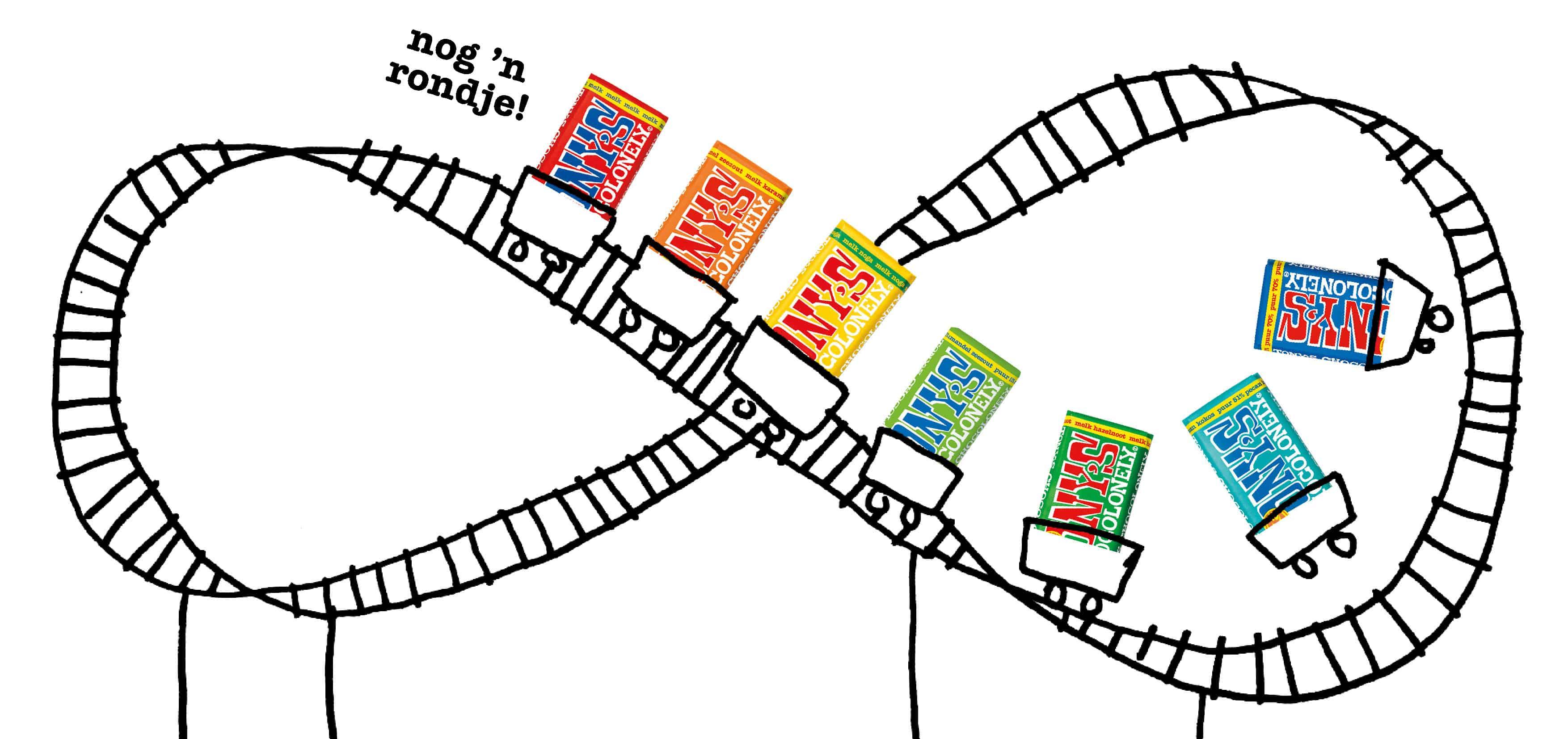 Ein echter Schokoladen-Freizeitparkk in Europa! (Bild: tonyschocolonely.com)